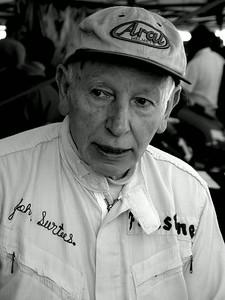 John Surtees, Goodwood Revival 2002