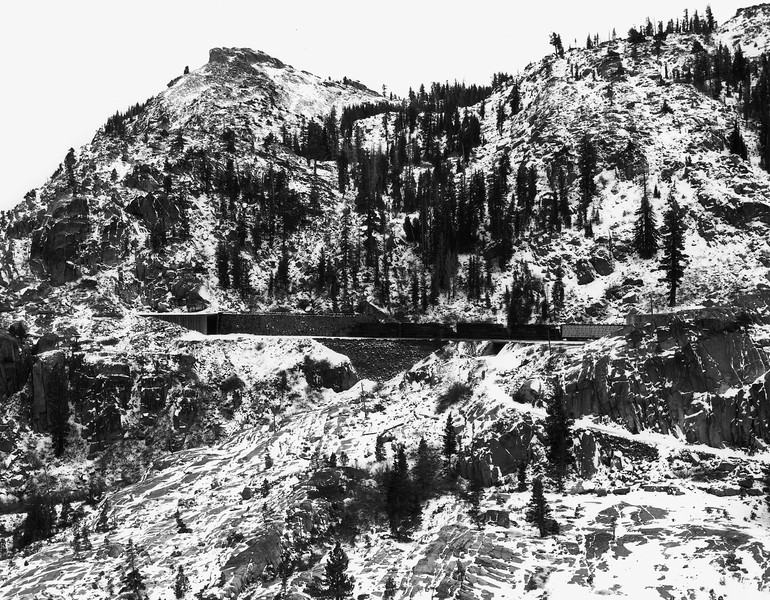 Donner Pass Train