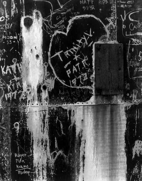 Water Tank Heart, Coyote Wells