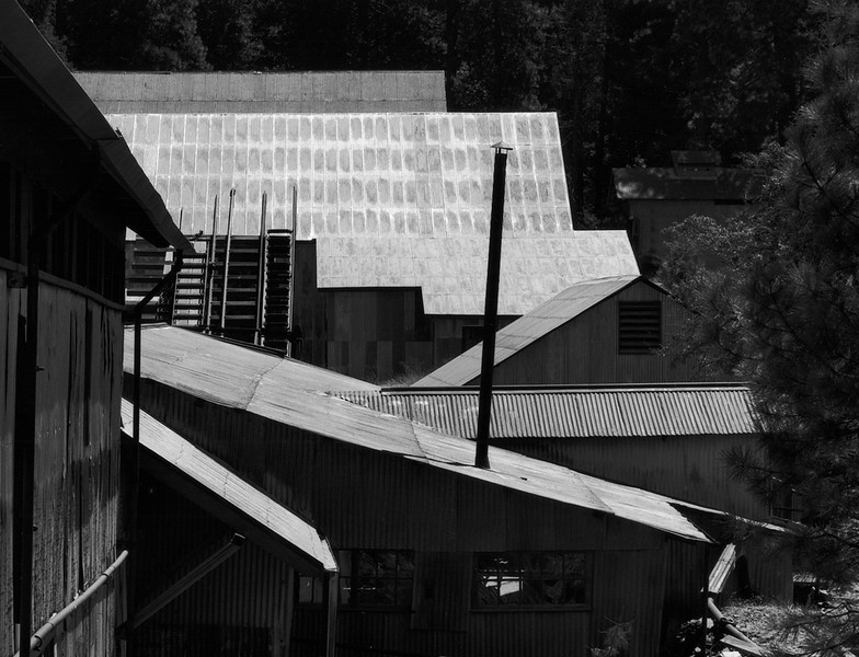 Roofs, Empire Mine