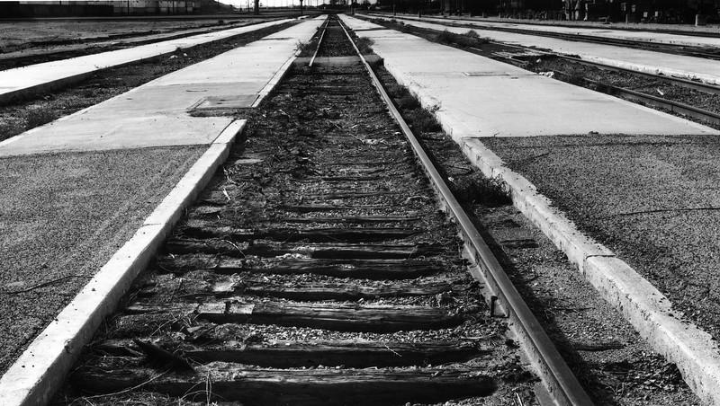 World War II Troop Platforms, Barstow, California