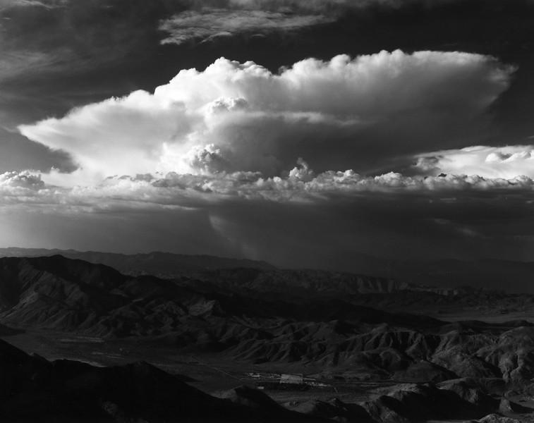 Thundercloud, from Laguna Mountains