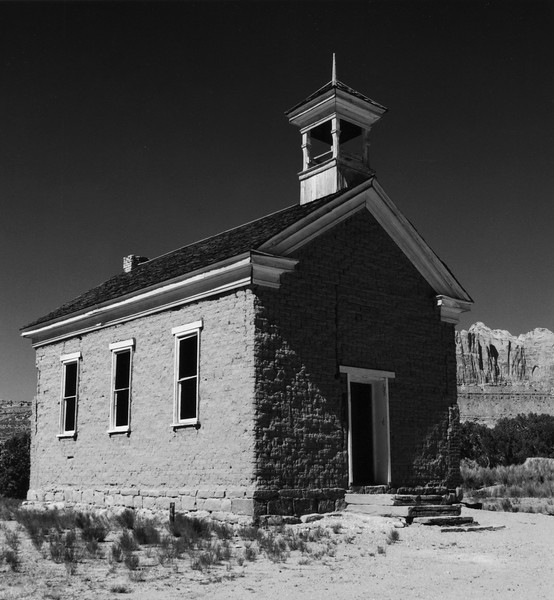 School, Grafton, Utah