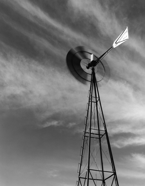 Windmill, McCain Valley