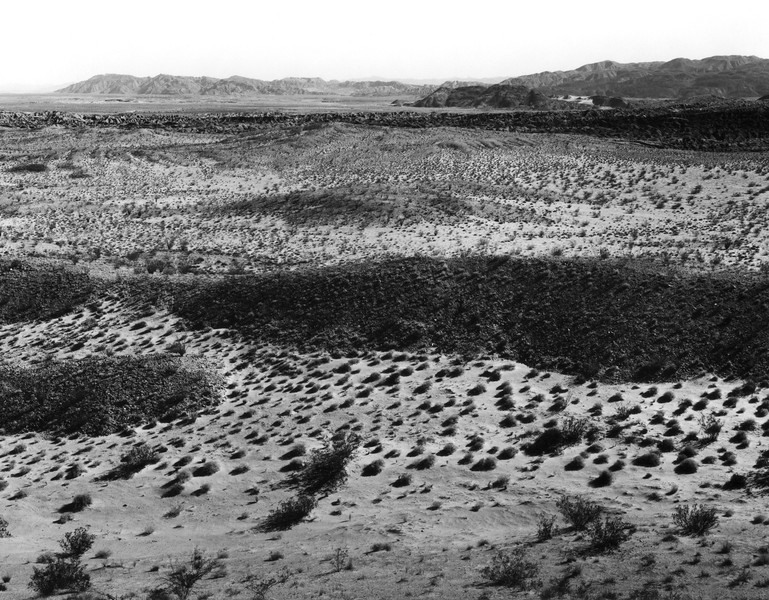 Desert and Badlands, Borrego Valley