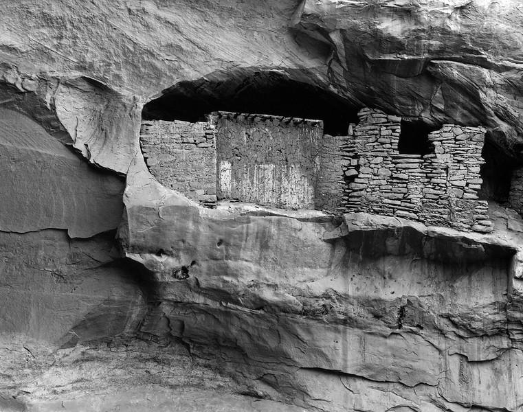 Cliff Dwelling, Cedar Mesa, Utah