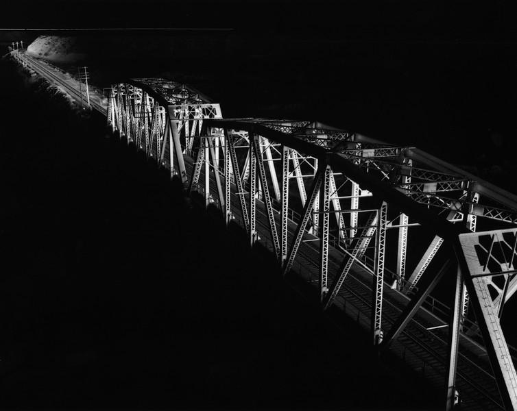 Night Train, Afton Canyon
