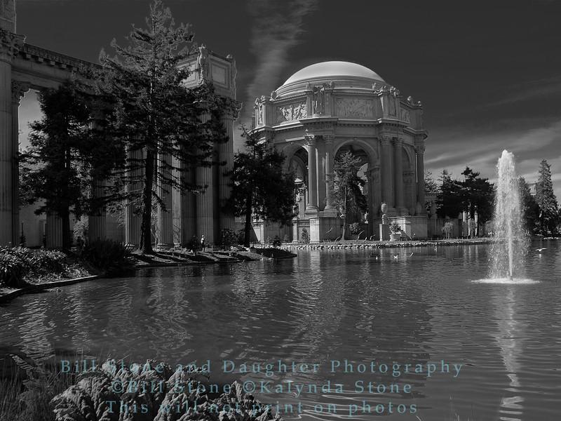 Palace of Fine Arts-San Francisco