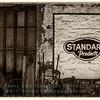 Old store wall - Hornitos, California