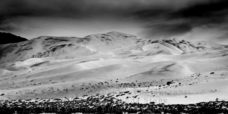 Eureka Dune-Death Valley