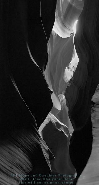 Upper Antelope Slot Canyon - Page, Arizona