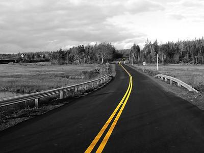 Route 19, Cape Breton, NS