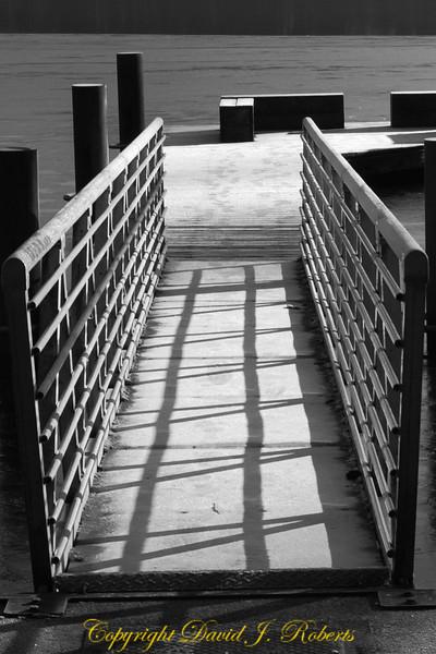 Ramp to dock, Lake Padden, Bellingham WA