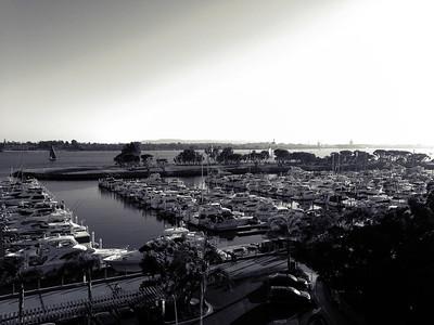 Marina and Embarcadero Park, San Diego