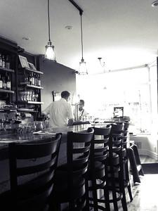 Campo Restaurant, Jane Street