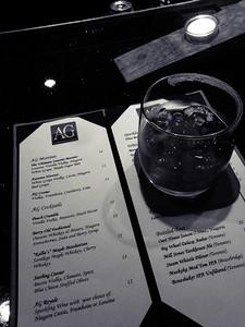 Kellie's Maple Manhattan: Delicious! (at AG Inspired Cuisine)