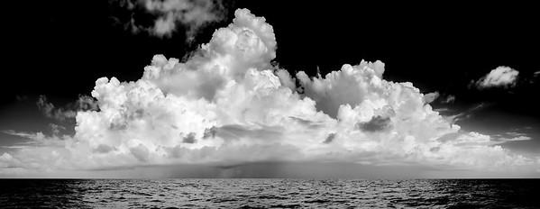 Storm over Florida