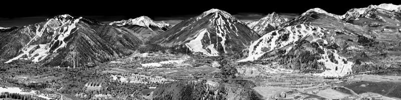 Aspen, Aspen Highlands, and Buttermilk