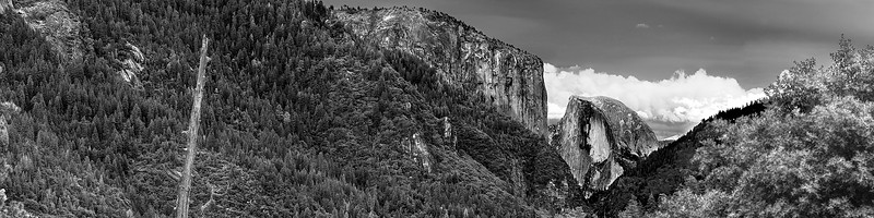 Half Dome - Valley View