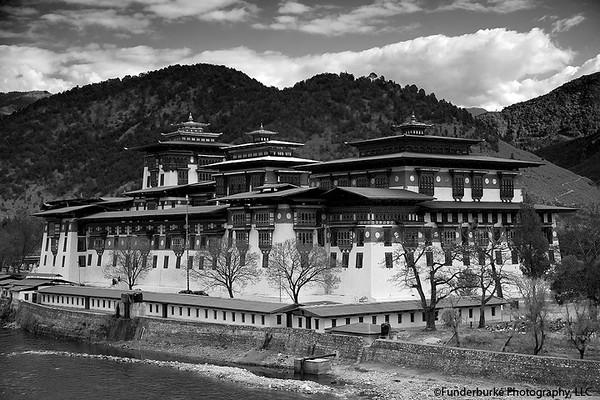 Taktsang Monastery - Bhutan