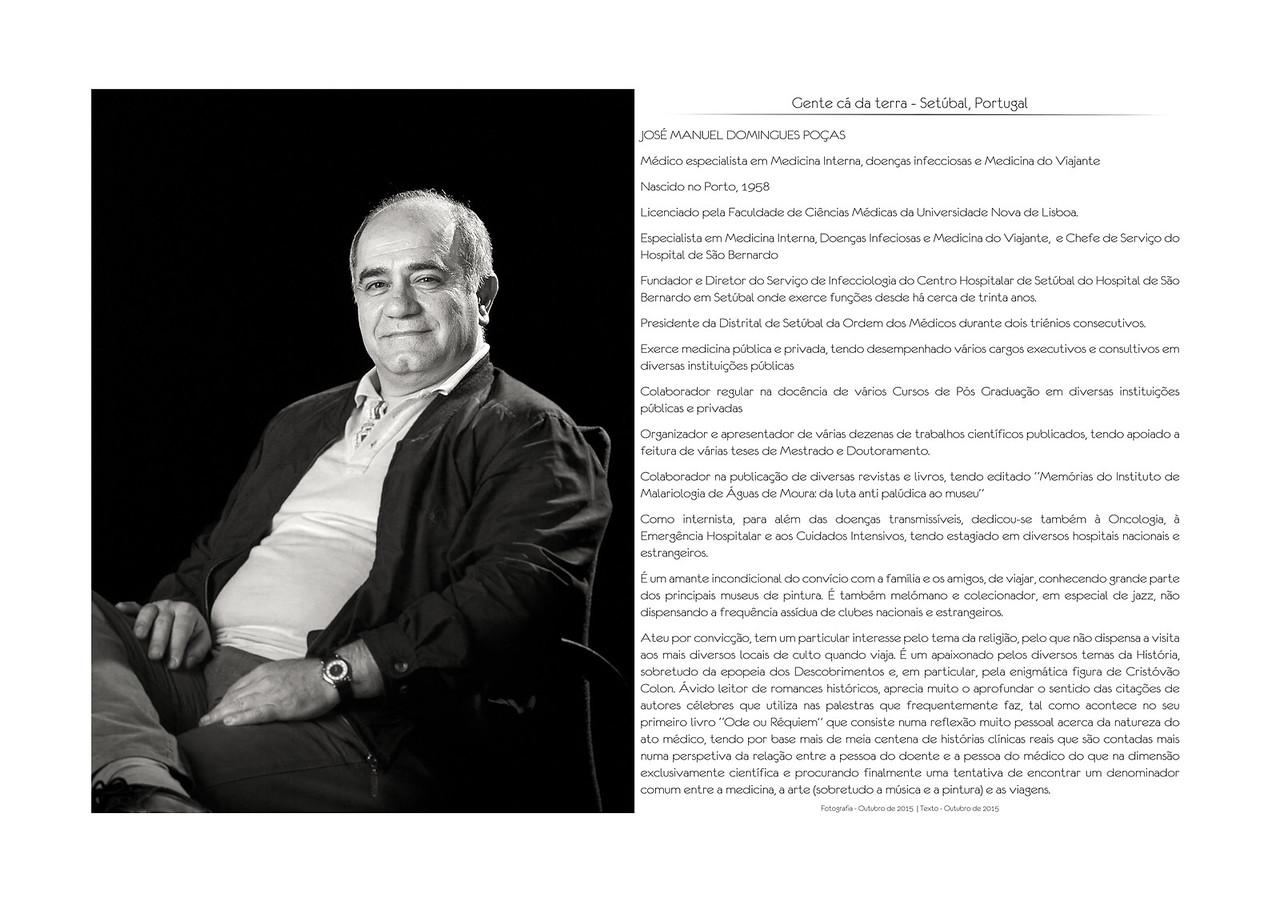 José Manuel Domingues Poças