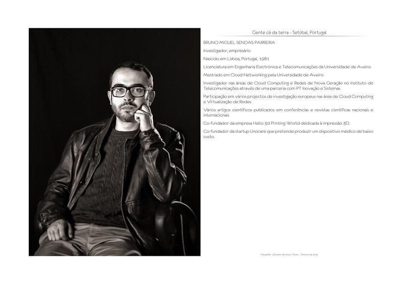 Bruno Miguel Sendas Parreira