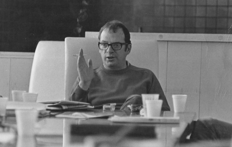 Lorenzo Semple. 1972.