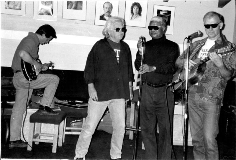 The Follies. 1991. The Granite Chief Quintet.  Louis B. Jones, Tom Rickman, Al Young, James D. Houston.