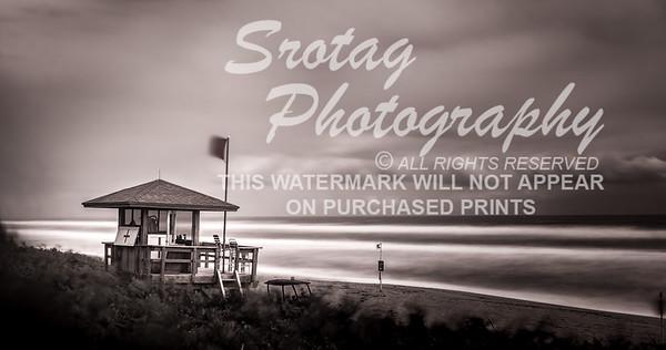 Juno Beach Pier Lifeguard Stand