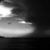 Afternoon squall on Lake Tahoe