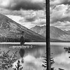 Leigh Lake, Grand Teton National Park.