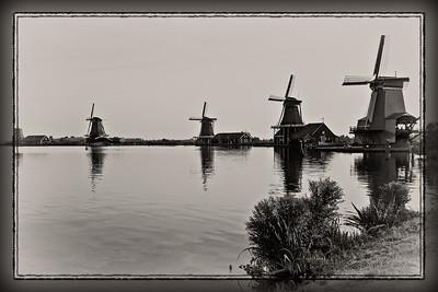 Zaanse Schans The Netherlands