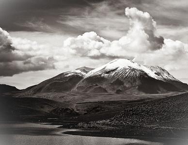Chili-Parque Nacional Lauca