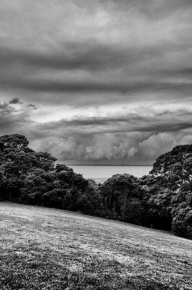 The Tasman Sea, taken from Awhitu Regional Park.<br /> North Island, New Zealand