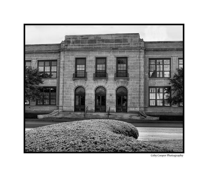 Greensburg Salem Jr High...Main Street side
