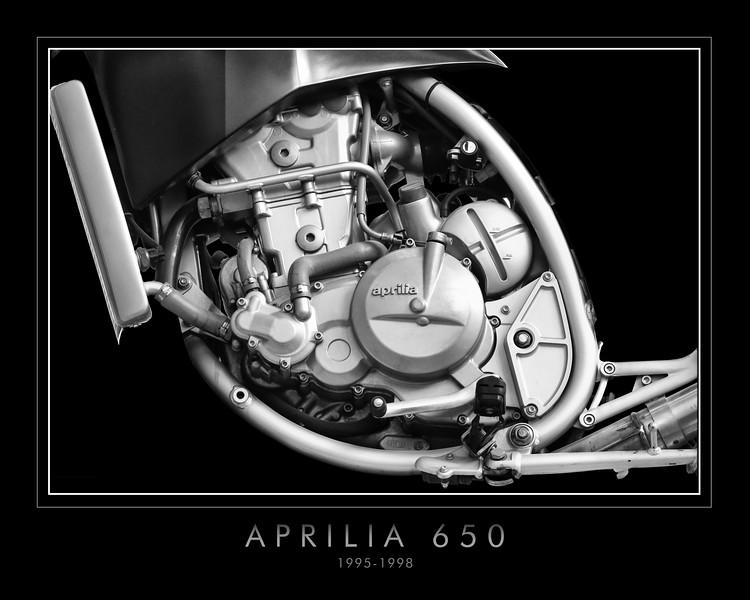 Aprilia 650