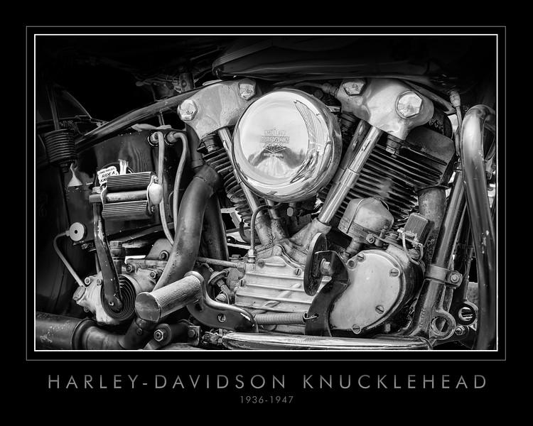 Harley-Davidson Knucklehead (1)