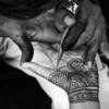 Henna Hands, India