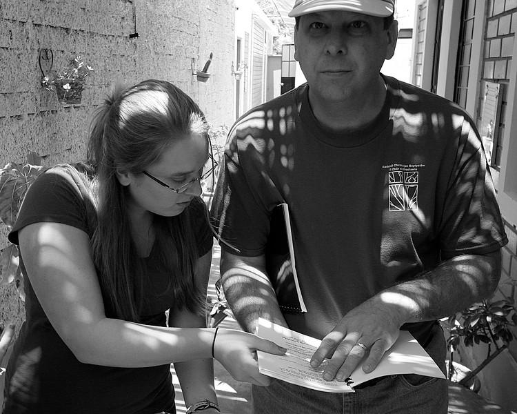 Amanda and Dana Mission Trip Bella Union, Peru