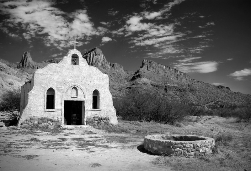 """Big Bend Mission"""