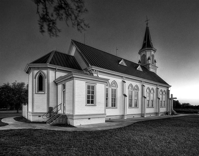 """""""Texas Painted Church"""""""