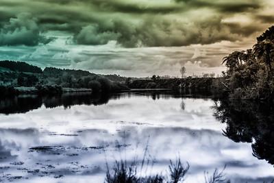 Mystery on the Waikato River