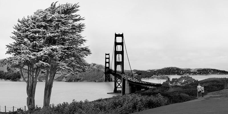 Golden Gate - Battery Marcus Miller