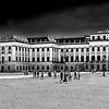 Schönbrunn Palace, Front