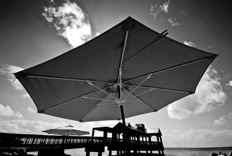 Key West Umbrella