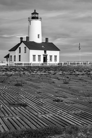 Dungeness Lighthouse Heli Pad
