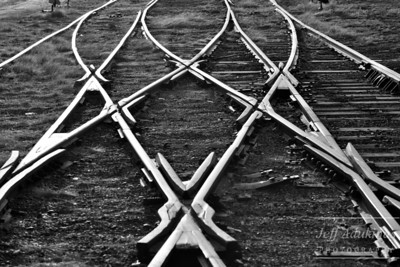 Eastern Shore Railroad Scissors