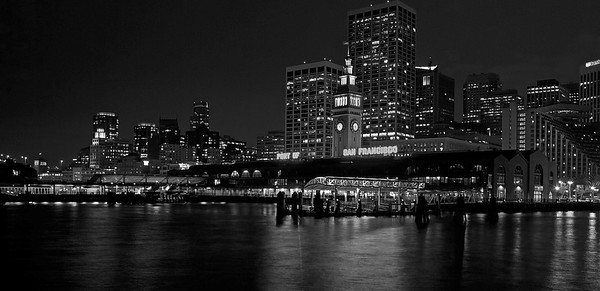 Ferry Building Panorama