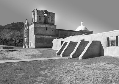 'Tumacácori Mission & Convento,' Tumacácori, AZ  2021