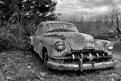 Waiting to be Restored BW